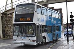 Go South Coast Unilink 1913 SBL364 (Will Swain) Tags: uk travel england london june coast general britain south go transport hampshire southern southampton 7th 1913 unilink goahead 2013 sbl364 pvl81 w481wgh