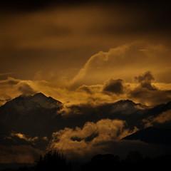 7372 Olympic Gold (Michal Zdek) Tags: seattle nature clouds landscape washington wa nationalparks olympicnationalpark stormyweather olympicmountains michalzidek