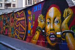 #StreetArt Paris 19  (002)