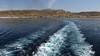 leaving Parikia Bay in the Aqua Jewel's wake IMG_6399 (mygreecetravelblog) Tags: ferry ship greece greekislands paros cyclades paroikia parikia cycladesislands greekferry nellinesferry greekislandsferry parikiabay aquajewelferry aquajewelship