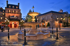Toon Studio incl. Place de Remy & Toy Story Playland