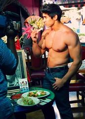 KTLA (danimaniacs) Tags: shirtless man guy hunk dragqueen hunky ktla casitadelcampo chicosangels dukeshoman