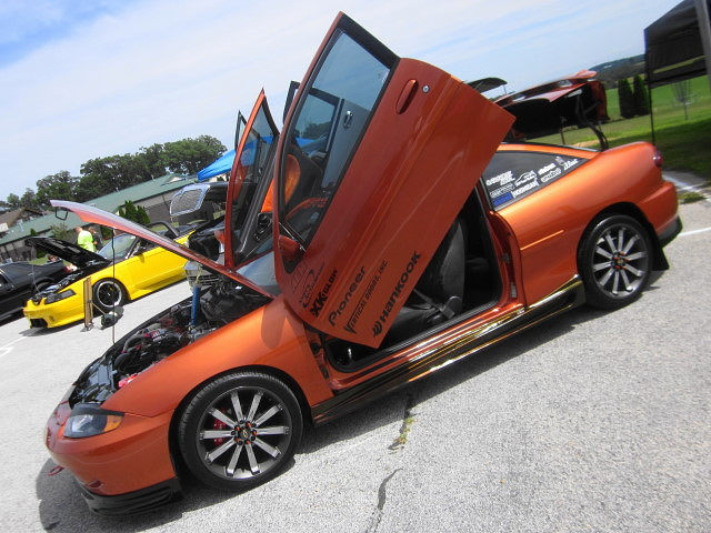 2004 chevy cavalier carshow customcar broguepa clearviewelementaryschool