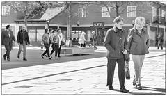 Groups (Xerethra) Tags: people bw 35mm geotagged spring nikon europa europe sweden candid skandinavien may streetphoto sverige scandinavia sollentuna maj vår svartvitt 2013 stockholmslän nikond80 turebergstorg turebergstorgsollentunastockholmslänsverige