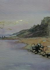 """Golden Cliffs <a style=""""margin-left:10px; font-size:0.8em;"""" href=""""https://www.flickr.com/photos/66157425@N08/14957760492/"""" target=""""_blank"""">@flickr</a>"""