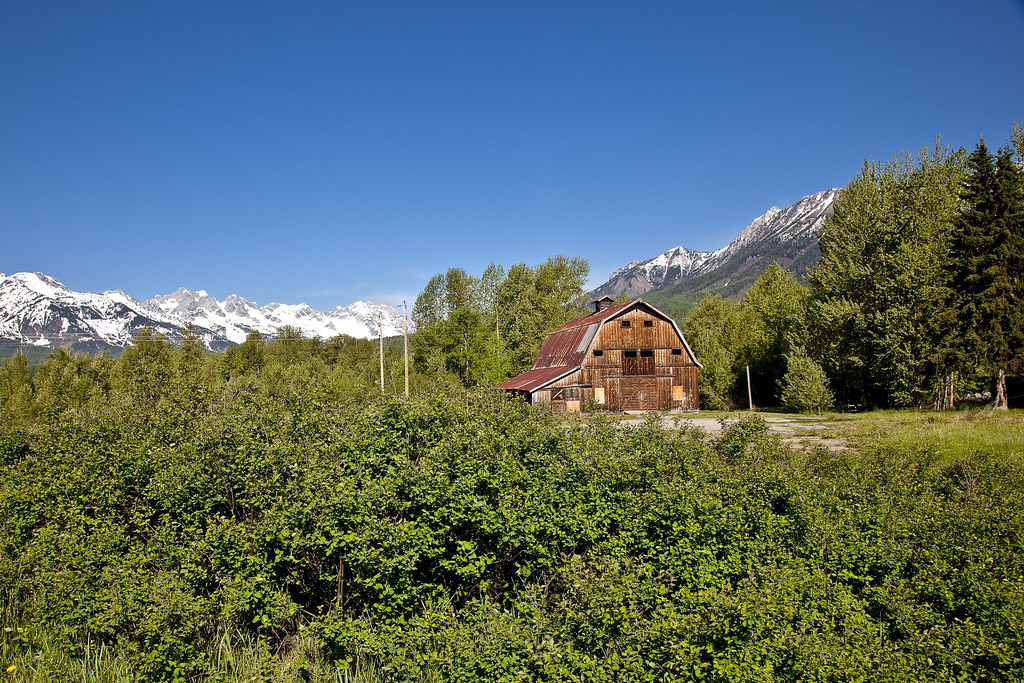 Montane's Barn
