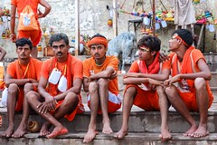 Kanwaria, Varanasi, India, 2012