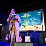 Ryan Van WInkle introduces the Syria Speaks edition of Jura Unbound