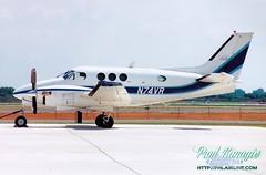 N74VR (PHLAIRLINE.COM) Tags: media king air flight airline planes 1975 greater philly airlines phl beech spotting services e90 bizjet generalaviation spotter philadelphiainternationalairport kphl n74vr