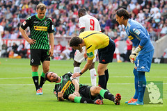"DFL BL15 1. FC Köln vs. Borussia Moenchengladbach 21.09.2014 017.jpg • <a style=""font-size:0.8em;"" href=""http://www.flickr.com/photos/64442770@N03/15127137507/"" target=""_blank"">View on Flickr</a>"