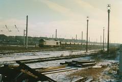 "Unbranded Triple Grey Class 60, 60095 (37190 ""Dalzell"") Tags: doughnut tug wigan unbranded class60 triplegrey springsbranch 60095 trainloadfreight"