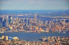New York City (sfPhotocraft) Tags: city nyc usa newyork skyline manhattan empirestatebuilding 2014 urbanarea