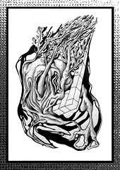 08 (TOSCO xoscx) Tags: ireland bw dublin portugal illustration lisbon surrealism surreal tosco glitch xoscx