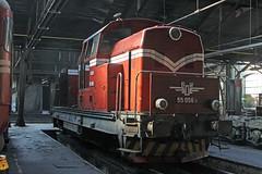 55056 Sofia, 13/09/14 (Richard.A.Jones Railways) Tags: sofia