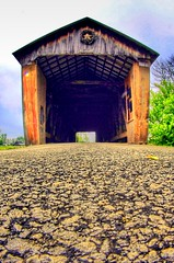 IMG_2163.JPG (Jamie Smed) Tags: road park wood bridge blue trees ohio sky usa cloud beautiful grass clouds rural america canon lens landscape geotagged photography eos rebel prime spring focus midwest skies country lawn parks bridges wideangle historic fisheye highland lynchburg april coveredbridge fixed manual roads dslr geotag vignette manualfocus app smalltown 2012 500d handyphoto highlandcounty smed rokinon teamcanon t1i iphoneedit rokinin snapseed jamiesmed appjamie
