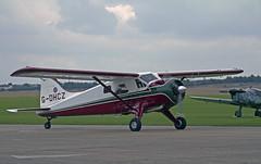 De Havilland  Beaver (Hawkeye2011) Tags: uk aircraft aviation beaver airshow planes dehavilland 2014 rafduxford