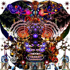 Electronix Cyber Vision (avatar) (virtual friend (zone patcher)) Tags: 3dabstractgraphic 3dgraphicdesign 3ddesign 3dfractalcollages 3ddigitalimages 3dart digitalcollages 3dcollages fractal fractalart fractaldesign 3dfractals digital files computerart computerdesign digitalart digitaldesign zonepatcher graphicdesign fractalgraphicart psychoactivartzstudio digitalabstract hallucinatoryrealism mathbasedart modernart modernartist contemporaryartist fantasy digitalartwork digitalarts surrealistic surrealartist moderndigitalart surrealdigitalart abstractcontemporary contemporaryabstract contemporaryabstractartist contemporarysurrealism contemporarydigitalartist contemporarydigitalart modernsurrealism abstractsurrealism surrealistartist digitalartimages abstractartists abstractwallart abstractexpressionism abstractartist contemporaryabstractart abstractartwork abstractsurrealist modernabstractart abstractart surrealism manipulated representationalart technoshamanic technoshamanism futuristart lysergicfolkart lysergicabsrtactart colorful cool trippy geometric newmediaart psytrance
