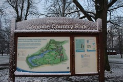 Snow - January 2016 - Coombe - Trevor Sutton (Coventry City Council) Tags: coombecountrypark coombeabbey coventry