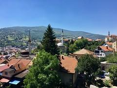 Travnik (7a91d07a20414c8d04888dcc30559d78) Tags: bosna munare dzamije staratvrđava travnik