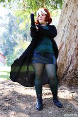 IMG_1271 (willdleeesq) Tags: cosplay cosplayer cosplayers lacosplayshootout griffithpark marvel marvelcomics rogue xmen xmenevolution