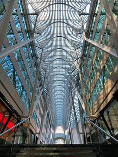 Allen Lambert Galleria, Toronto, Ontario