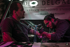 8 (@FTW FoToWillem) Tags: tattoo tat tatoe tattooed tattooconventie tattoobeurs tattooconvention tattooartist music rotterdam rotjeknor tattooconventierotterdam conventierotterdam nederland netherlands dutch holland hollanda nikon d7100 willemvernooy fotowillem ftw ambiance sfeervol sfeer