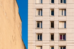 Collage (deborahb0cch1) Tags: patches collage building wall pattern window square vertical facade architecture