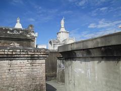 New Orleans: St Louis Cemetery #1 (shermaniac) Tags: cemeteries neworleansla louisiana