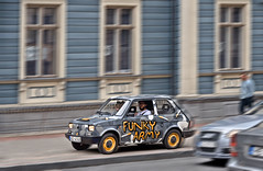 fanky army (poludziber1) Tags: city colorful capital cityscape color cars colorfull street summer streetphotography blue latvia travel traffic urban 15challengeswinner