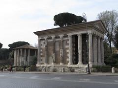 Roma - Foro Boario (foto ET) Tags: roma2017 sanpietro museicapitolini foroboario boccadellaverità circomassimo foriimperiali