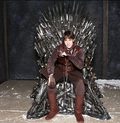 Ramsay Bolton Cosplay Iron Throne SXSW HBO Event (Lustiere) Tags: ramsay bolton hbo escape sxsw 2017 austin texas iron throne game thrones got battle bastards cosplay snow winterfell dreadfort winter is coming costume