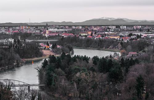 Maribor iznad Kamnice