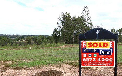 Lot 407 Dimmock Street, Singleton NSW
