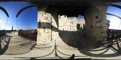 Castello di Brescia, Il ponte levatoio (360°CreativityServices) Tags: castellodibrescia brescia inlombardia pontelevatoio castellomedievale castle medievalcastle drawbridge