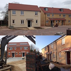 New build. Job 49. (Colbert Plumbing & Heating) Tags: plumbing heating gas plumber colbert work houses house new building construction build complete peterborough cambridge oundle huntingdon stneots stives