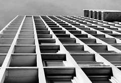 Grey skycraper in Marseille (zuhmha) Tags: totalphoto