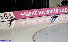 World Cup Kearns Ice Oval Cze vs USA Jill rookard 1500m 2-19-2011 (steveellis12) Tags: wordcup