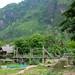 Burmese Refugee Settlement on the Thai Border