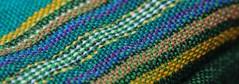 Tribal colour MM (Bec_Viewpoint) Tags: macromonday textile clothtextile tribal
