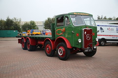 IMG_8663 (Frank Hilton.) Tags: classic truck lorry eight wheel maudsley aec atkinson albion leyalnd bristol austin outside heavy haulage crane 8 axle