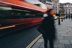 Instants (mougrapher) Tags: ifttt 500px street bus london uk england city westminster photography architecture night urban travel long exposure lights cityscape building light sky girl londra luci movement
