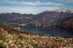 Sacro Monte di Ossuccio (asecchi) Tags: ossuccio sacromonte paesaggio landscape lake comolake lagodicomo