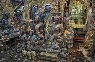 In The Buddha Store