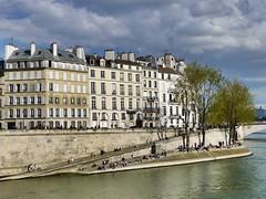 "Banks of the ""Seine"" (Patnrita) Tags: seine france paris"
