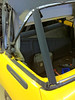 12 Peugeot 205 Cabrio Ümrüstung wegen verrostetem Anbauteil einteiliges Verdeck von CK-Cabrio gbs 02