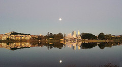 Claysbrook Morning Moon