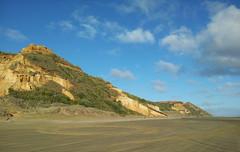122 - Vue d'ensemble de Balylys Beach