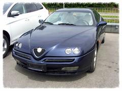 Alfa Romeo GTV (v8dub) Tags: auto car schweiz switzerland automobile suisse automotive voiture alfa romeo gtv wagen pkw