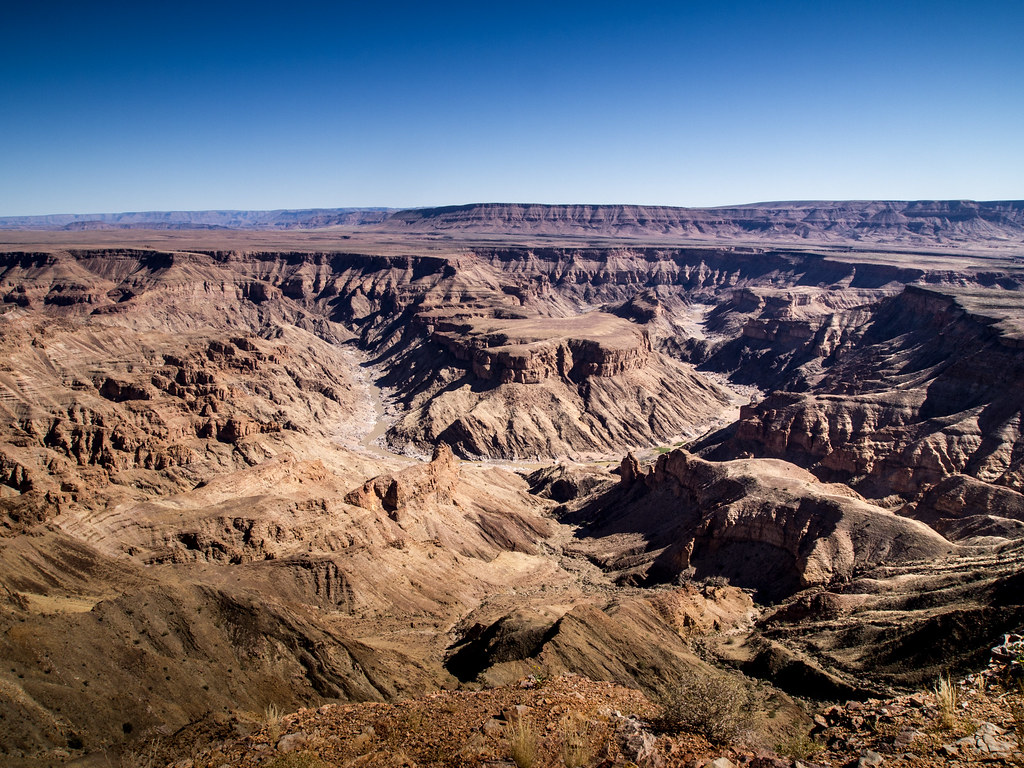 Fish River Canyon, Naimbia