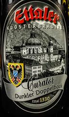 Ettaler Klosterbrauerei Curator Dunkler Doppelbock Ettal 1330 - Ettal Germany (mbell1975) Tags: beer germany virginia unitedstates cerveza ale german bier cerveja sterling birra lager bière deutsch piwo biere ettal pivo bira øl curator 1330 dunkler doppelbock ettaler klosterbrauerei